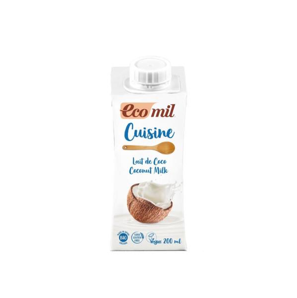 EcoMil Ecomil Kokos Cuisine (Kulinarische Zubereitung auf der Basis von Kokosmilch)