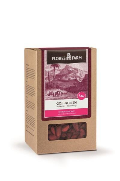 Flores Farm Premium Bio Gojibeeren