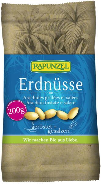 Rapunzel Erdnüsse geröstet, gesalzen