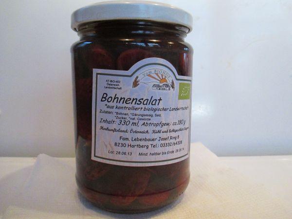 Lebenbauer Käferbohnen Salat (Steiermark), 390 ml