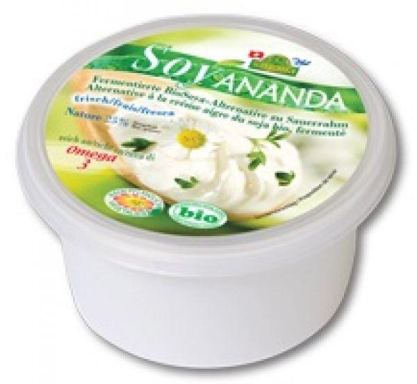 Soyananda Sauerrahm (fermentiert), 200 g