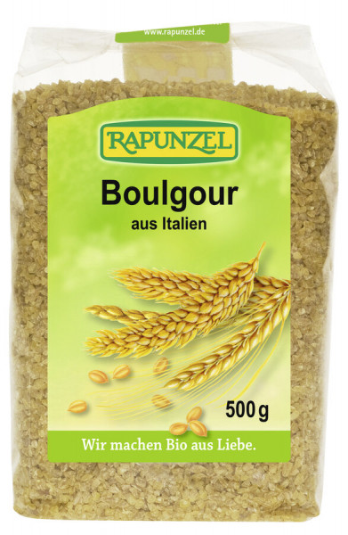 Rapunzel Boulgour