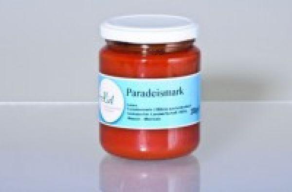 Hiel Tomatenmark im Glas, 250ml