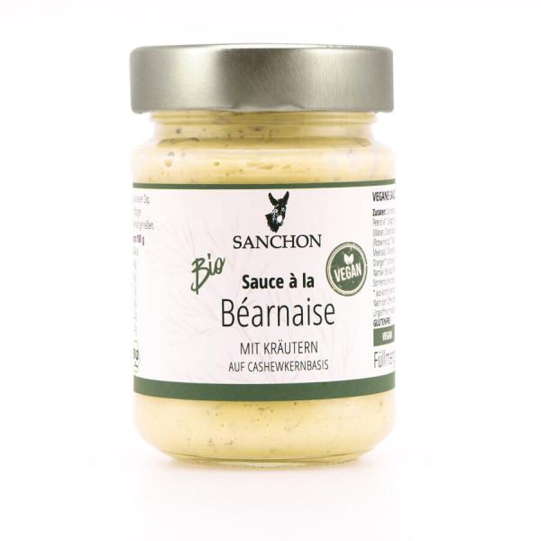 Sanchon Sauce à la Béarnaise, Sanchon