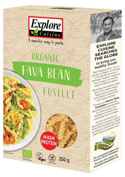 Explore Cuisine Fusilli aus Favabohnen