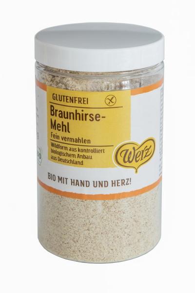 Naturkornmühle Werz Braunhirse gemahlen glutenfrei