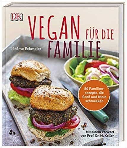 Vegan für die Familie, Jerome Eckmeier