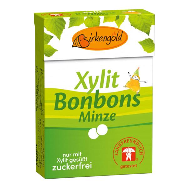 Birkengold Birkengold Bonbons Minze