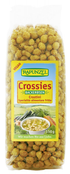 Rapunzel Backerbsen (Crossies)