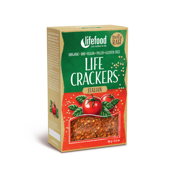 Lifefood Life Cracker Italienisch