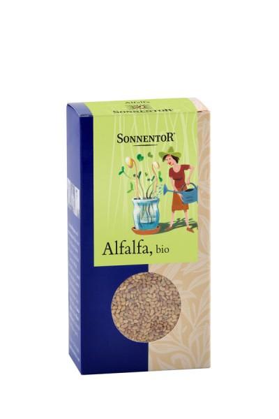 Sonnentor Alfalfa bio Packung