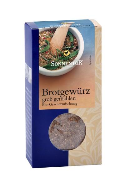 Sonnentor Brotgewürz grob gemahlen bio Packung