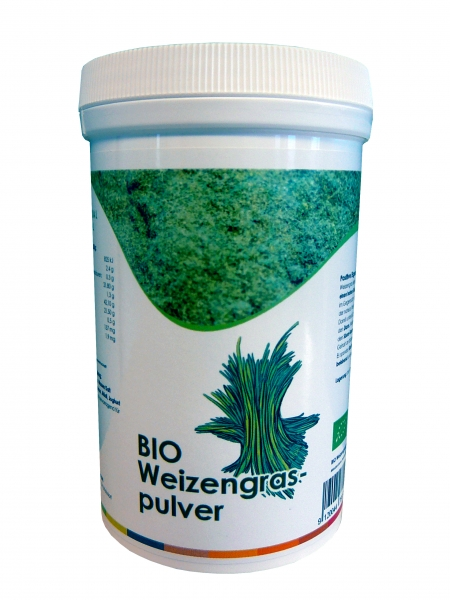 Global Vital Weizengraspulver, 150g