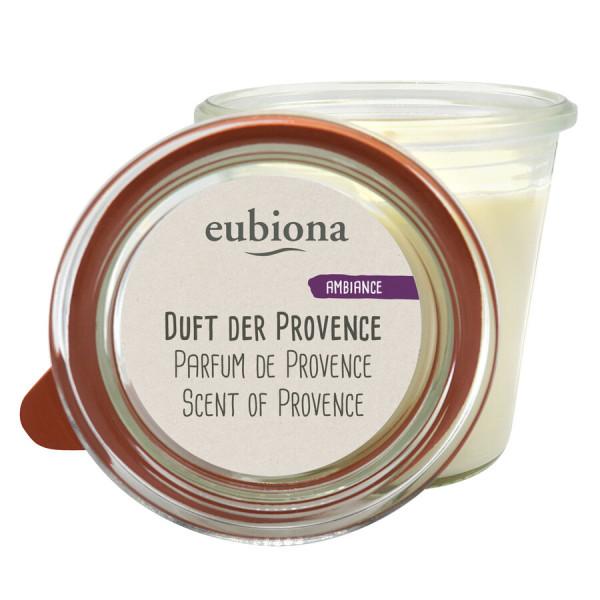 """Eubiona Duftkerze im Glas """"Duft der Provence"""""""