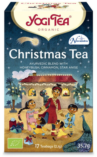 Yogi Tea®, Yogi Tea GmbH Yogi Tea® Christmas Tea Bio