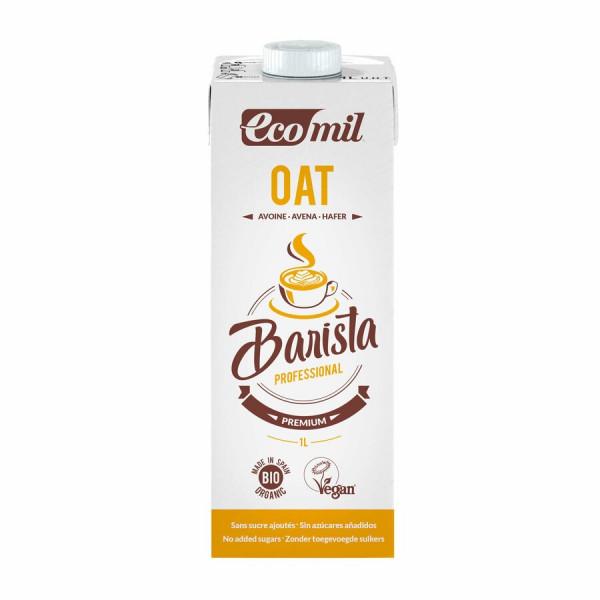 EcoMil EcoMil Haferdrink Barista (ohne Zuckerzusatz)