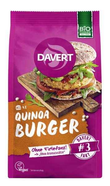 Davert Quinoa Burger 160g