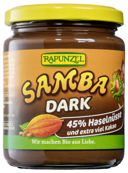 Rapunzel Samba Dark