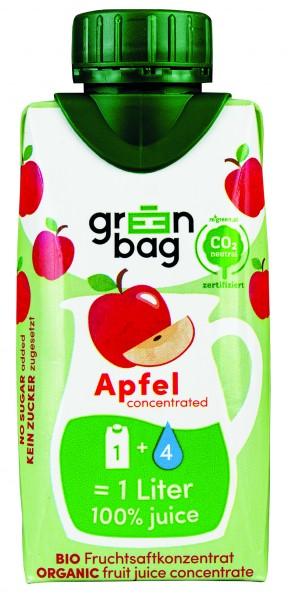 Greenbag Apfelsaft Konzentrat, 200ml