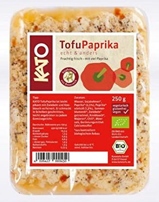 Kato Tofu Paprika, 200g